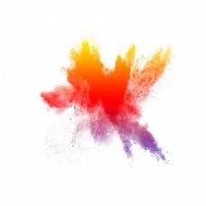 彩色渐变元素