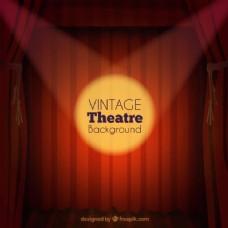 古典戏剧的背景