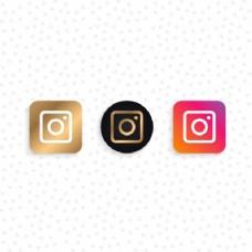 社交网络摄像机图标