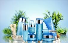 海洋护肤品商业摄影