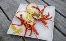 美味的大龙虾