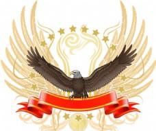 徽章 鹰标
