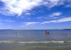 新西兰海滨风光