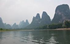 桂林山水 兴坪风光