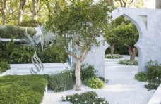 别墅花园高清图