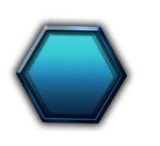 六边形按钮