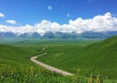 那拉提草原 新疆