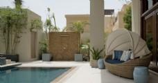 别墅设计效果图 泳池
