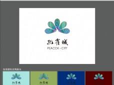 孔雀城logo