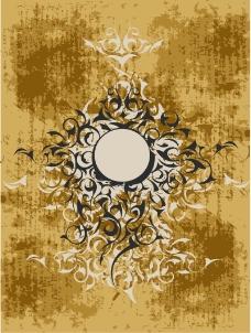 花纹装饰素材背景设计