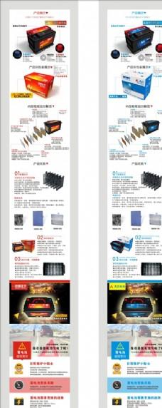电池网页详情图