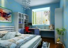 卧室装饰室内效果图