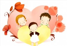 幸福家庭生活