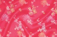 紅色布紋01