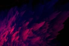 紫色岩石背景图片
