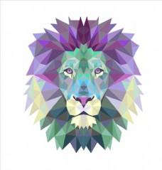 狮子头矢量图下载