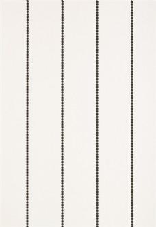 黑色线条布艺壁纸图片