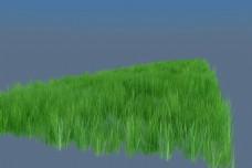真實草坪模型素材