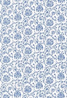 深蓝色无缝壁纸图片下载