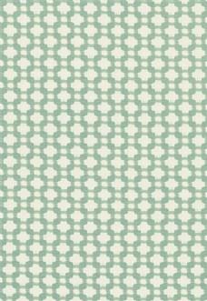 浅绿色格子布艺壁纸图片