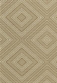 简约棕色格子布艺壁纸
