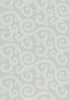 灰色花纹无缝壁纸图片