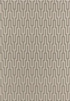 棕色线条布艺壁纸图片下载