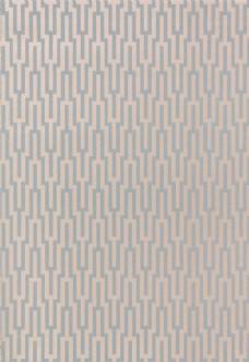 简约线条花纹布艺壁纸图片
