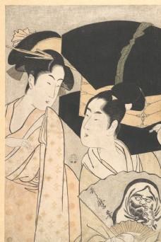日本浮世繪 日本名畫 浮世繪