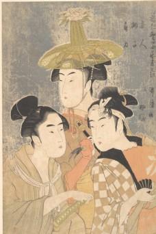 日本浮世绘 日本名画 浮世绘