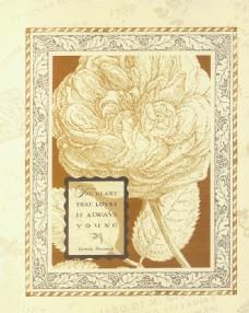 古典工笔手绘装饰画